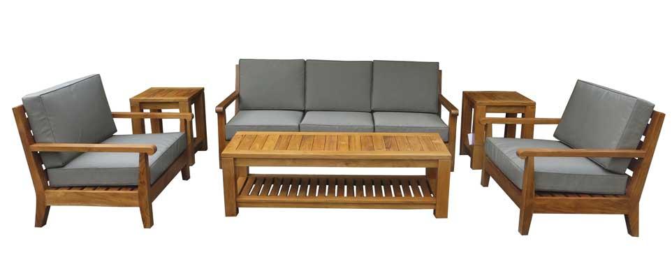 Karimun Sofa Set - ordering custom made furniture in Bali