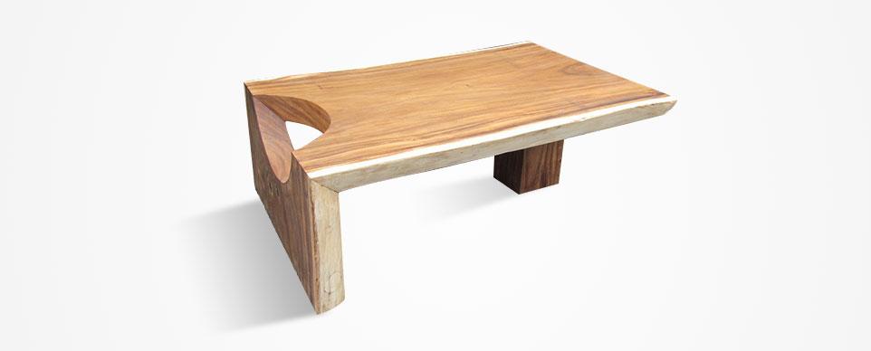 suar coffe table - ordering custom made furniture in Bali